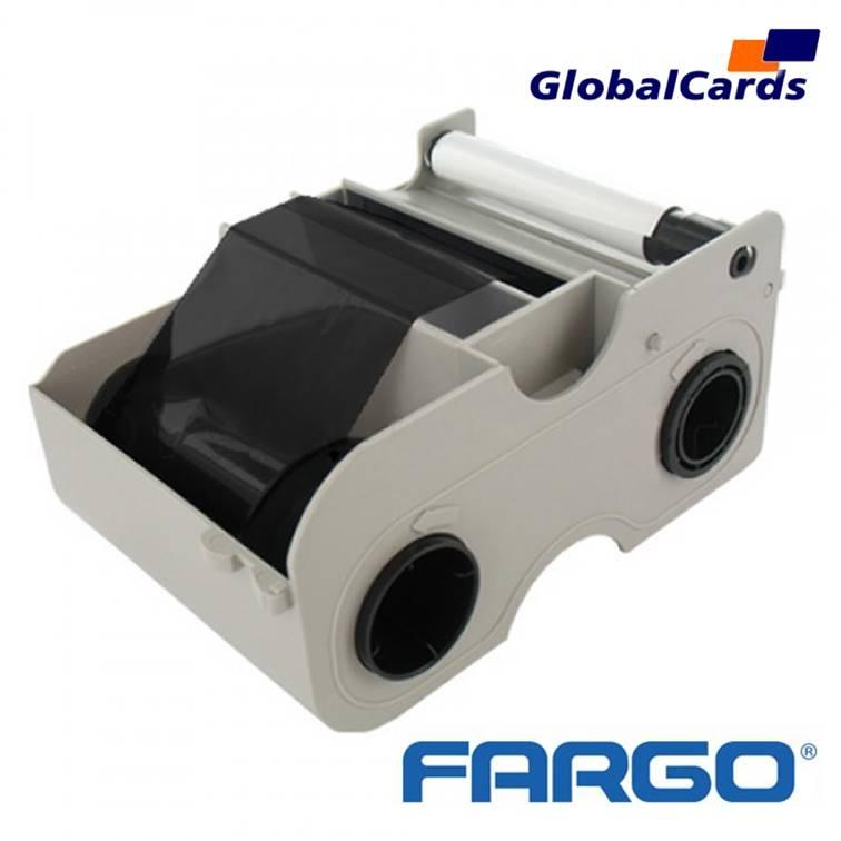 Ribbon Fargo 45102 - Preto (K) 1000 impressões, DTC1000, DTC4000