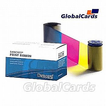 Ribbon Datacard SP25 - colorido - 534000-002 - 250 impressões