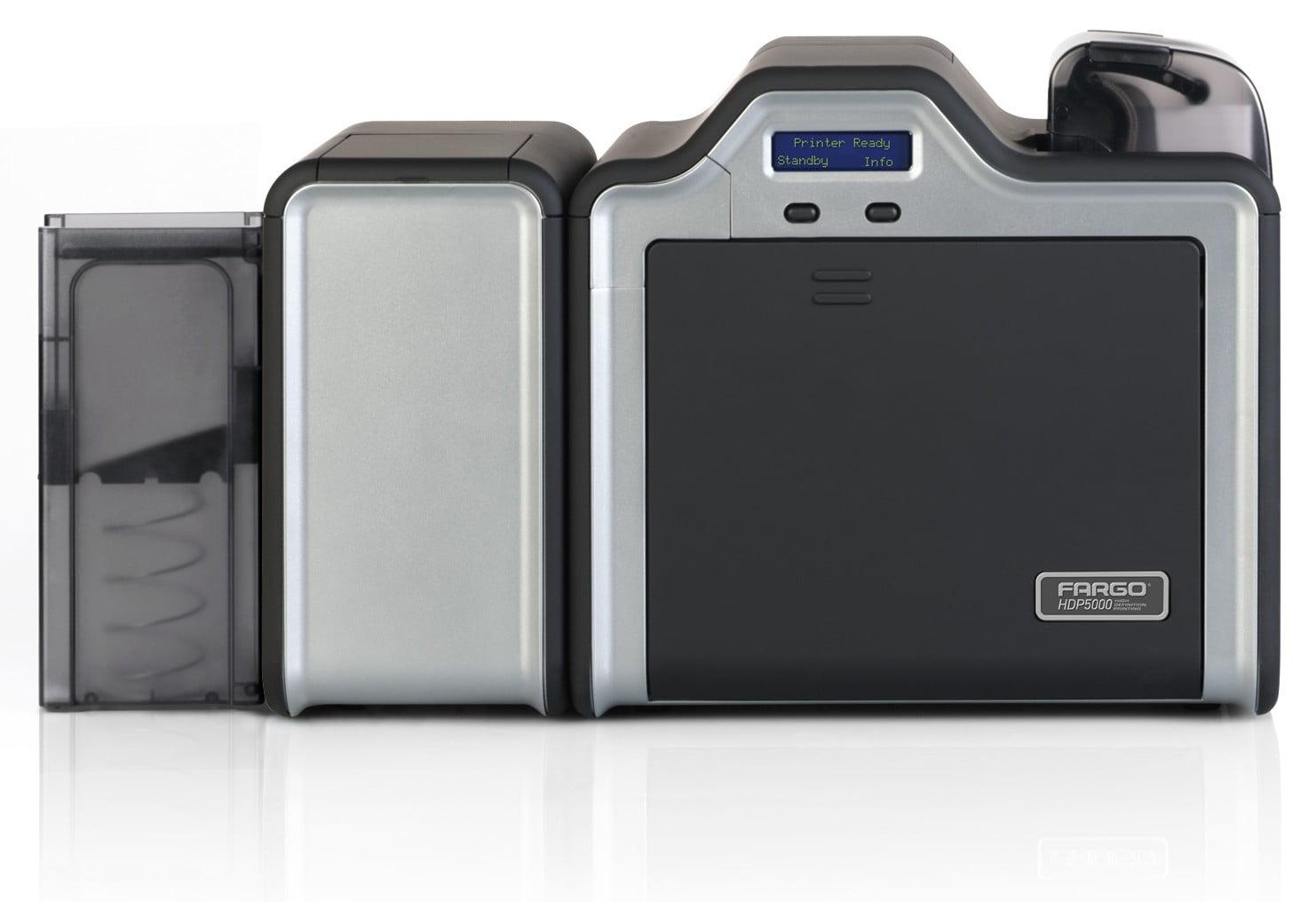 Impressora de Cartão PVC Fargo HDP5000 Dual Side - F89003