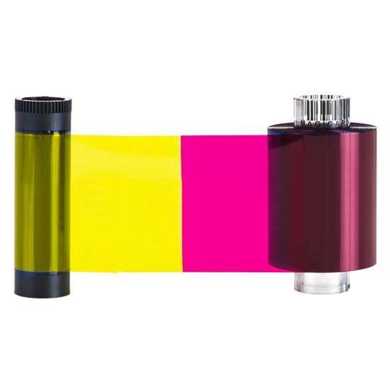 Ribbon Magicard LC8 M9005-758 YMCKOK Colorido 300 impressões  Avalon, Tango