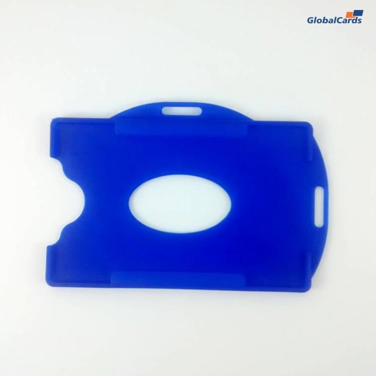 Protetor Crachá Rígido Universal (1 unid.) Azul Bic