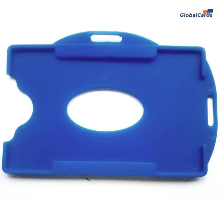 Protetor Crachá Rígido Universal (1 unid.) Azul Royal