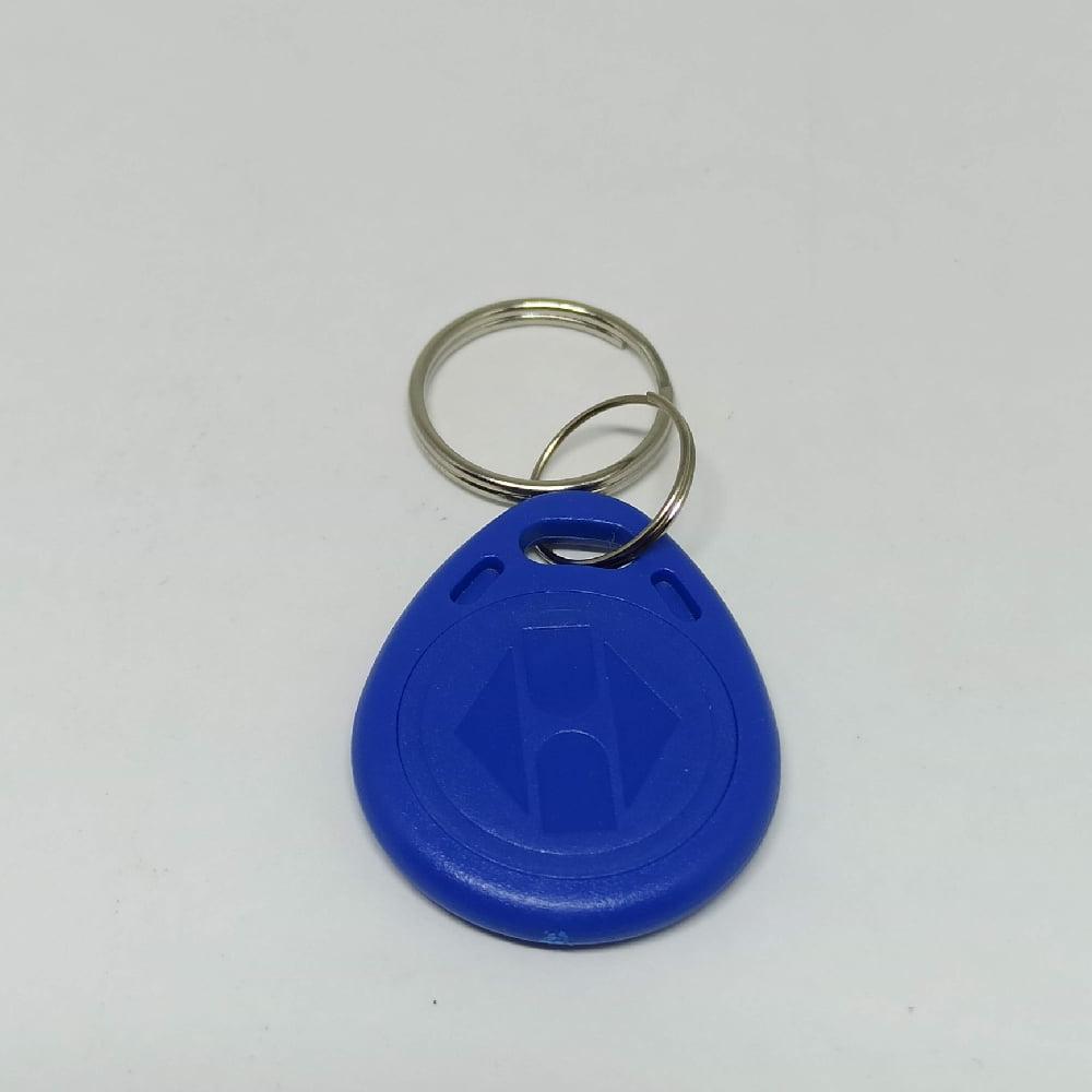 CHAVEIRO TAG RFID PROXIMIDADE 125Khz EM4100 (un) - Globalcards Gráfica e Suprimentos