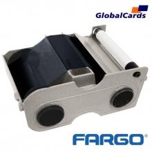 Ribbon Fargo 44202 Preto (K) 1000 impressões, Persona C30, DTC300 / 400