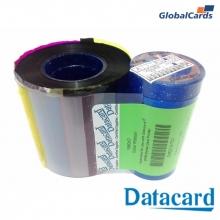 Ribbon Datacard SP30 - YMCKT 546314-701 - 500 impressões