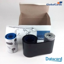 Ribbon Datacard SD260 SP35 SP55 Preto Black HQ 532000-053 1500 imp subst. 552954-501