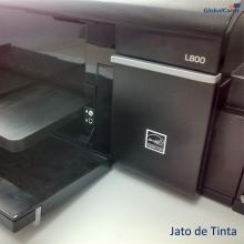 Bandeja para Impressão Cartão Pvc jato de Tinta T50 L800 R290 270
