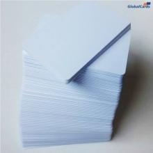 Cartão de PVC Branco 0,76mm CR-80 com 1 unidade