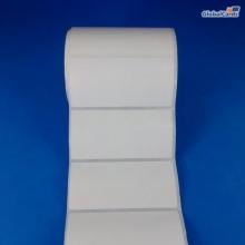 Etiqueta Adesiva Couchê 100x60mm x 1 coluna