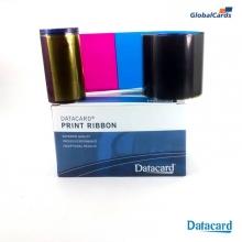 Ribbon Datacard SD260 SP35 SP55 colorido 534000-003 subst. 552854-504 YMCKT 500 impr