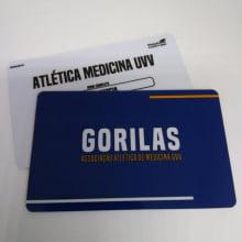 Cartão Sócio-Torcedor Impresso PVC 0,76mm - 4x4 Cores +500