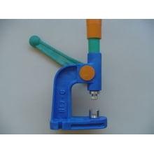 Máquina Manual para Fixação de cordão e Forração de Botões  Impacta Balancim
