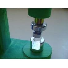 Máquina Manual para Fixação de cordão e Forração de Botões Cardenas Balancim 100