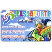 Cartão Pre Impresso PVC 0,76mm - 4x4 Cores 500 Unidades