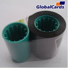 Ribbon Datacard SP35 SP55 Preto 552954-501 (sem chip e sem kit limpeza)