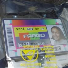 Cabeça de Impressão Fargo #44301 Printhead - Type KEE para DTC300, DTC400, C30, M30