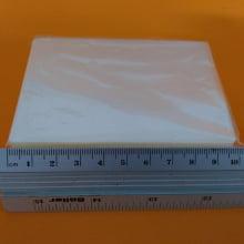 Polaseal Filme Plástico  66x99x0,05 (125micra) para CIC antigo
