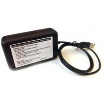Leitor de Proximidade RFID 125k cartão, tags, porta-chaves