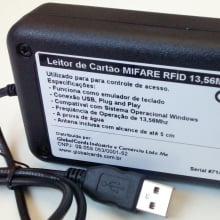 Leitor de Proximidade RFID 13,56Mhz cartão Inteligente IC Ultralight 1K 4K