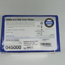 Ribbon Fargo 45000 YMCKO *Color 250 impressões, *DTC1000 e 1250