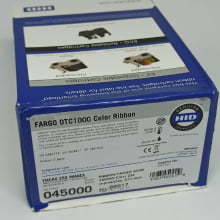 Ribbon Fargo 45000 YMCKO *Color 250 impressões, *DTC1000