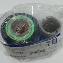 Ribbon Fargo 86200 YMCKO colorido, 500 Impressões, DTC550 - LC