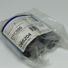 Ribbon Fargo 86204 Preto (black), 3000 Impressões, DTC550