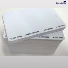 Cartão de Proximidade RFID 125Khz Branco padrão Acuraprox ISO (100 unid)