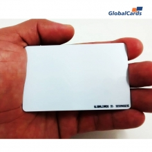 Cartão Smartcard sem contato RFID 13,56mhz Inteligente 1Kb  Branco  (01 unidade)