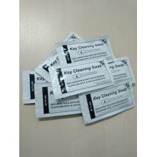 """COTONETE DE LIMPEZA 3"""" 7,5cm HAST PLAST c/ IPA SWAB K2-5KB c/ 20 unid - Globalcards Gráfica e Suprimentos"""