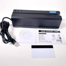 Leitor e Gravador de cartões magnéticos MSR 605X