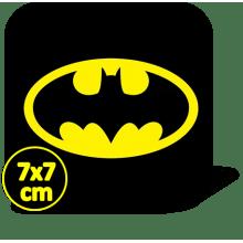 Adesivos de Papel 7x7cm 4x0 cores com 250un
