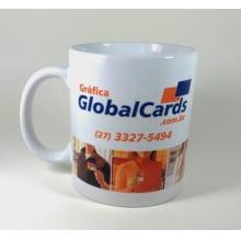 Caneca Porcelana Personalizada com foto, logomarca ou mensagem