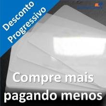 Polaseal Filme Plástico 170x226x0,05 125micra para 1/2 Ofício
