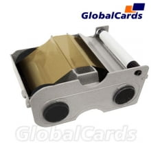 Ribbon Fargo 44207 Ouro (Gold) 500 impressões, Persona C30, DTC300 / 400