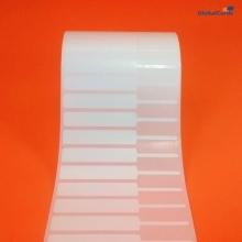 Etiqueta Adesiva BOPP  95x12mm 37,5mts para Joia c/ 2500unid